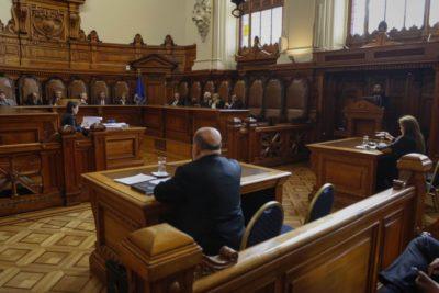 Suprema inicia alegatos por cuaderno de remoción de jueces Elgueta y Vásquez