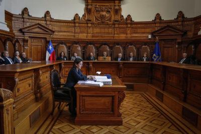 Corte Suprema remueve a los jueces Emilio Elgueta y Marcelo Vásquez