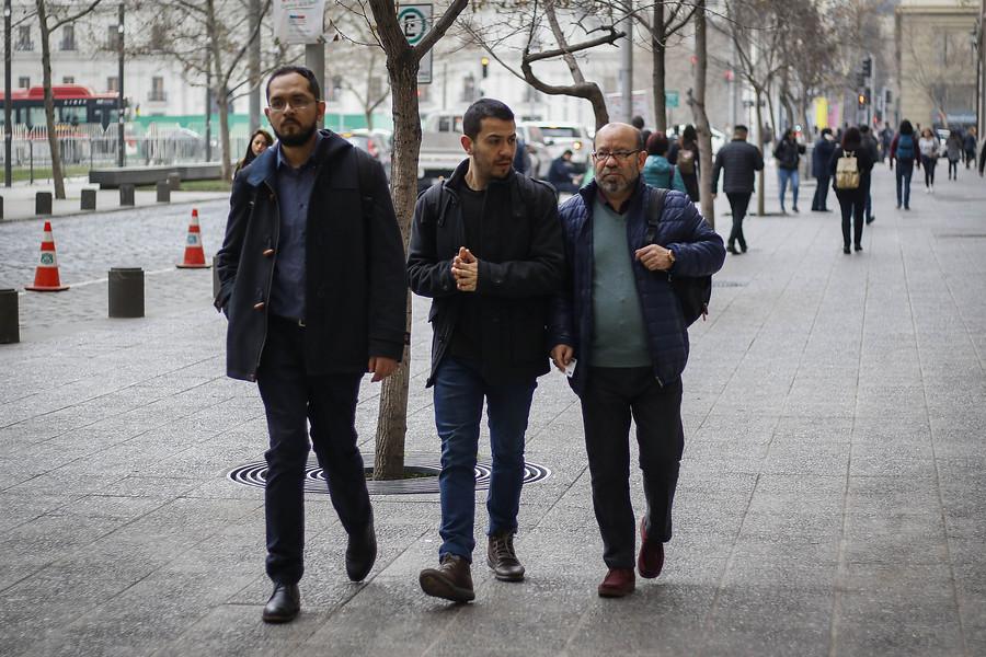 Carabineros abrirá investigación por detención irregular de Rolando Jiménez