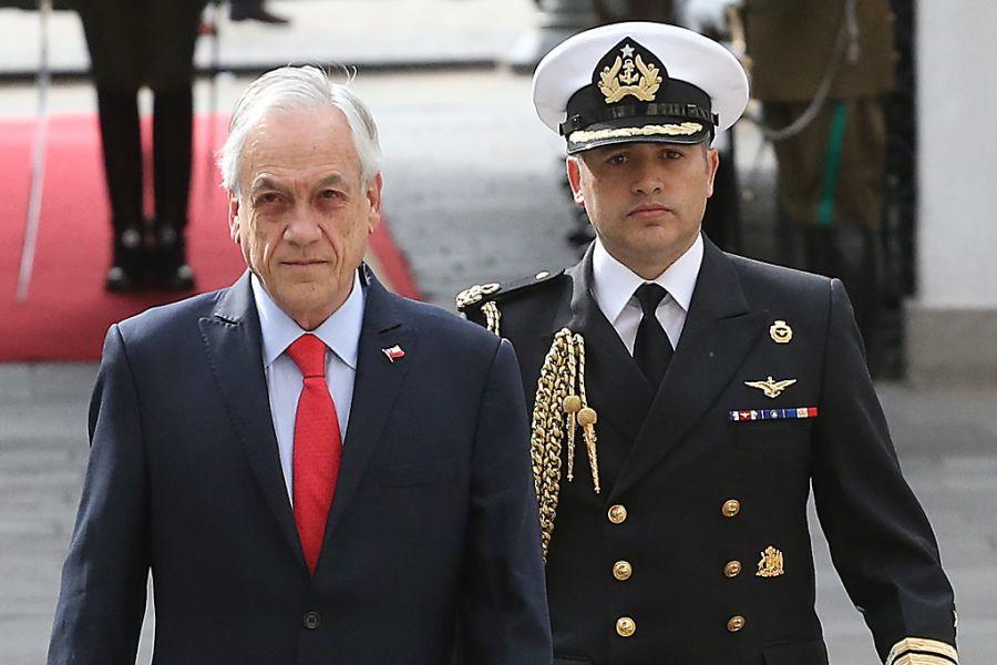 """Piñera confirma infección viral que lo afectó durante viaje: """"Ya estoy recuperado"""""""