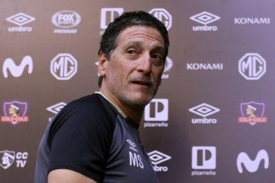 """Mario Salas: """"Paredes está más preocupado de ganar a Cobresal que del gol"""""""
