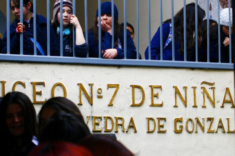 Liceo 7 de Providencia recibirá 180 alumnos hombres desde el año 2020