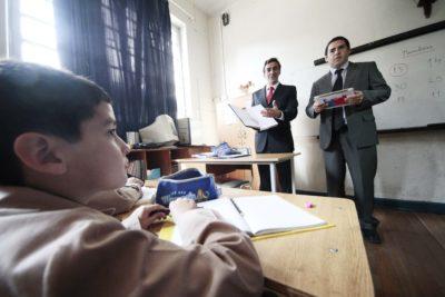 Comisión de Educación de la Cámara aprueba una de las exigencias de los profesores