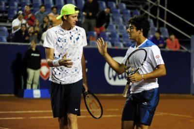 Cristian Garín y Nicolás Jarry debutan este lunes en el US Open