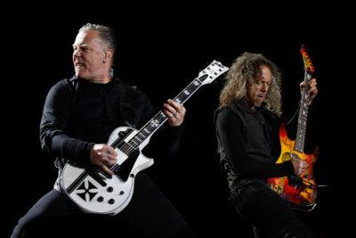 Metallica: el mensaje de Lars Ulrich a James Heitfeld