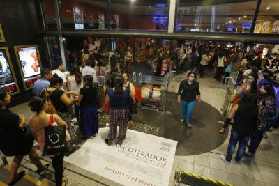 Fin de una era: emblemático Cine Hoyts San Agustín cerrará sus puertas