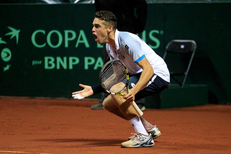 Los descargos del tenista Juan Carlos Sáez tras ser sancionado por ocho años