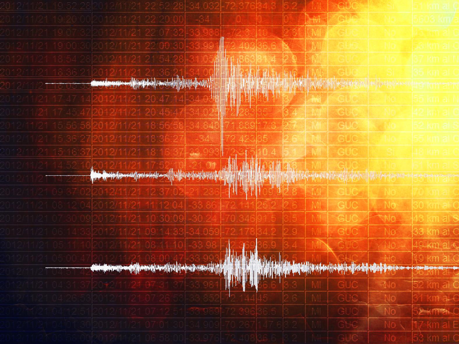 Más de 60 réplicas se han registrado tras el sismo 6,6° en Pichilemu