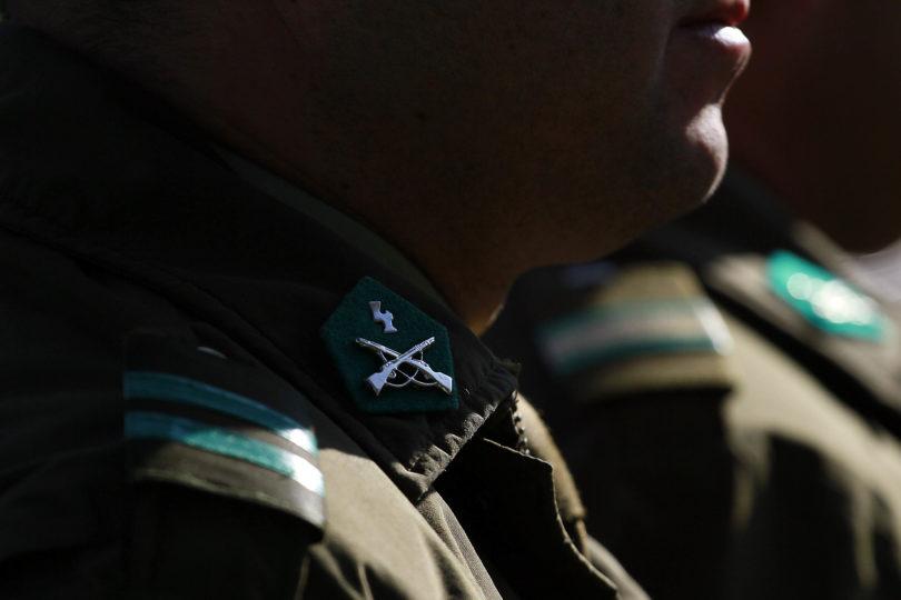 Carabineros prohíbe a todos sus funcionarios ser conductores informales