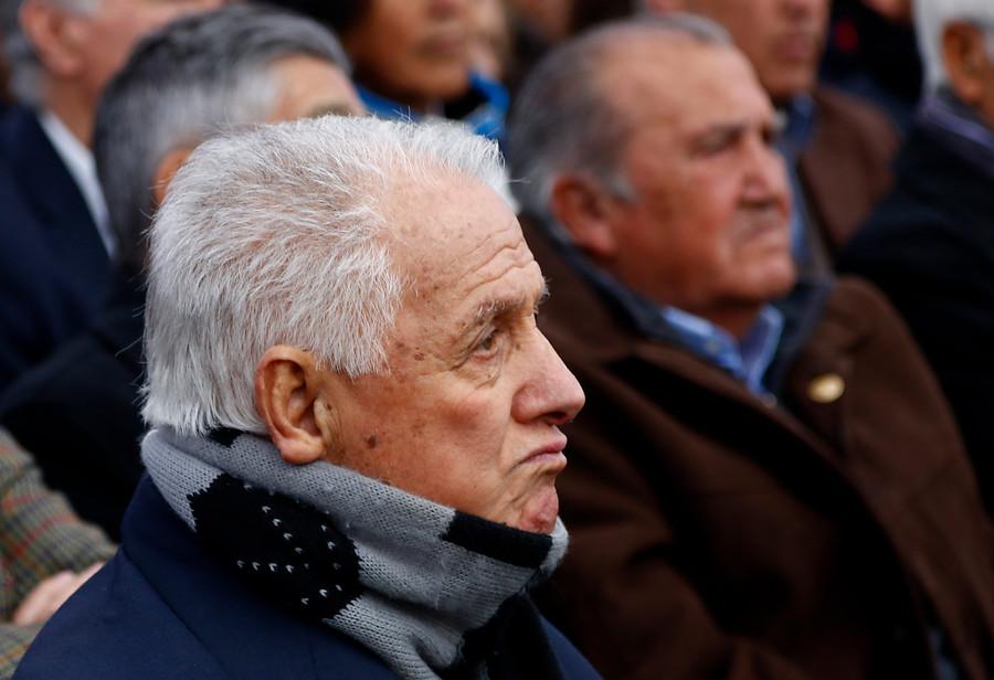 FOTO | Azul Azul nombra cancha de entrenamiento en honor a Leonel Sánchez