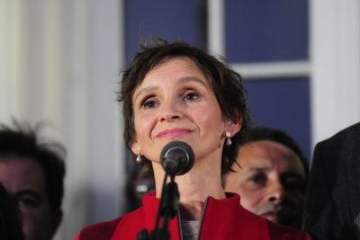 """""""Nunca avalé las tomas"""": Carolina Tohá analiza conflicto en el Instituto Nacional"""