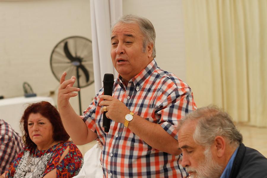"""""""Alcalde de La Cisterna denuncia amenazas de muerte por rechazar partido de Palestino y Colo Colo"""""""