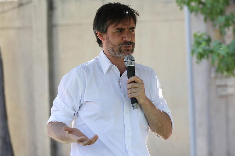 """""""Capellán de Techo-Chile arremetió contra Fiscalía por filtraciones en investigación a Renato Poblete"""""""