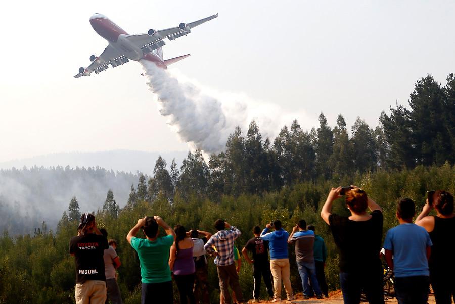 avión Amazonía