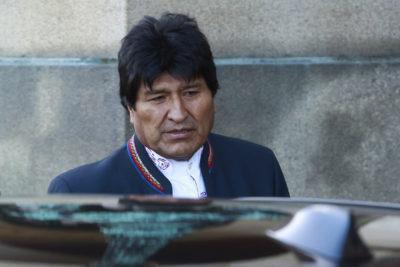 """Evo Morales advirtió que se está preparando para un """"golpe de estado"""""""