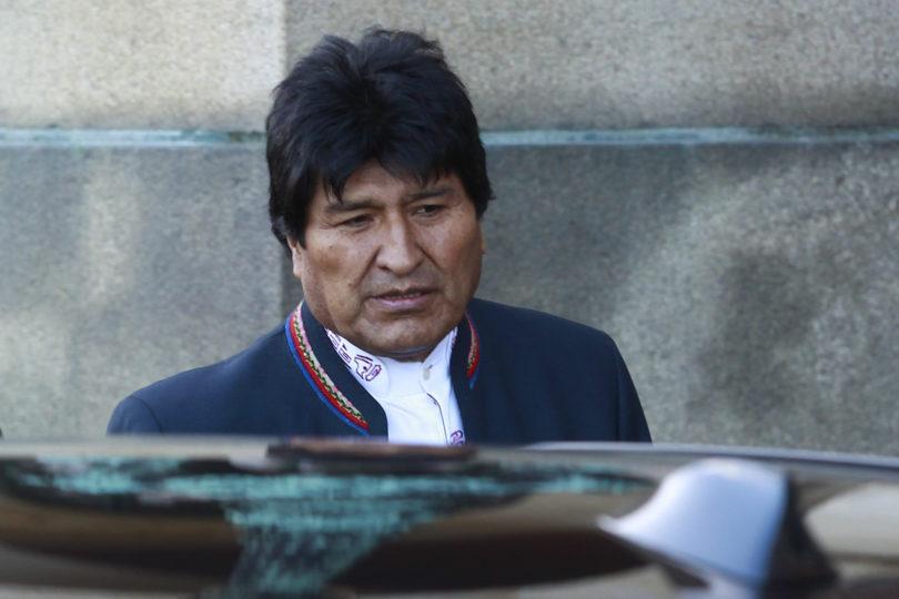 VIDEO | Evo Morales se perdió mientras combatía incendios forestales en Bolivia