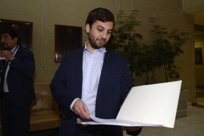 """Diputado Raúl Soto concretó su renuncia a la DC: """"Ya no hay vuelta atrás"""""""