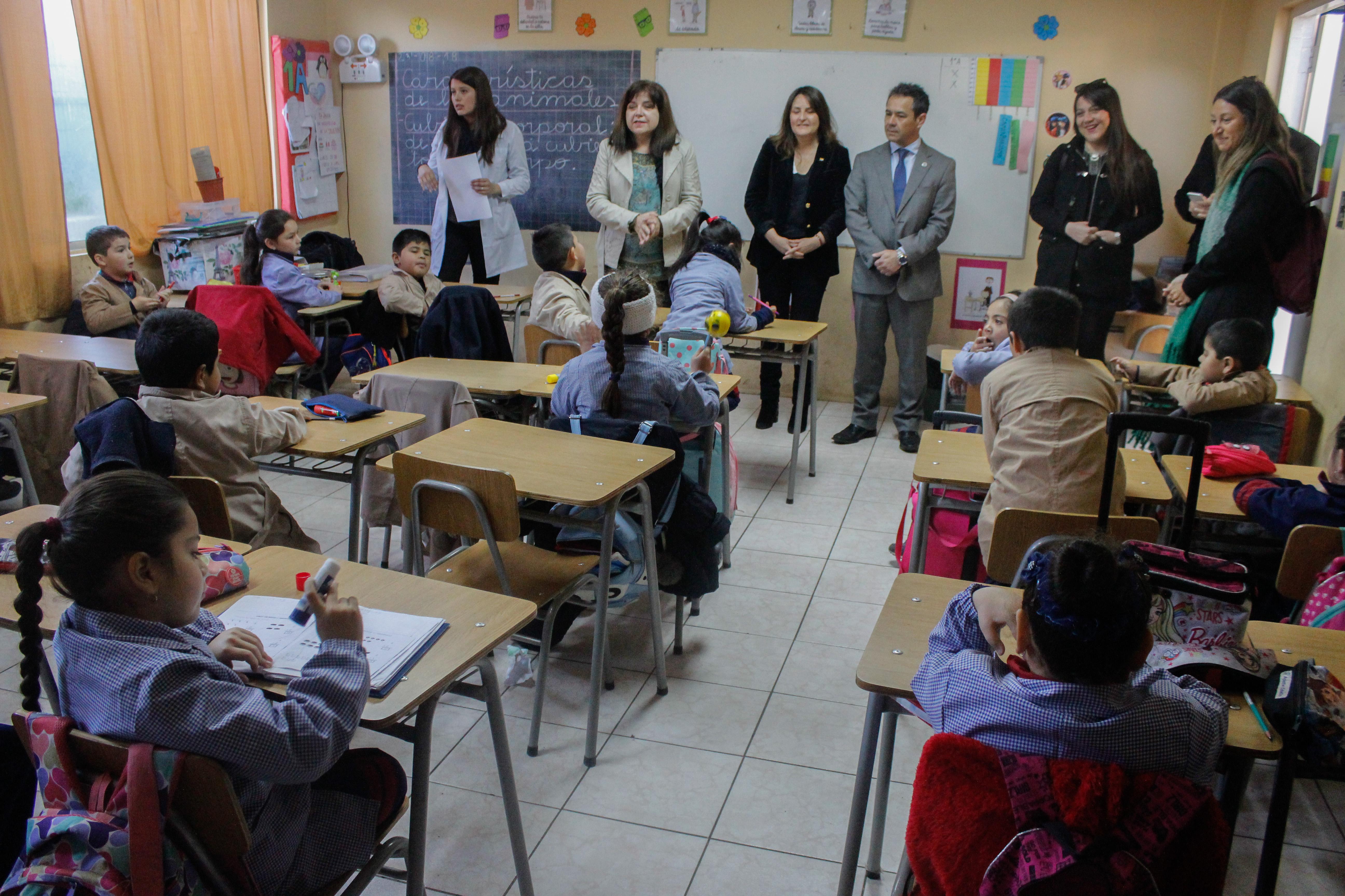 """""""La mitad de los estudiantes chilenos no sabe qué es la democracia y ciudadanía"""""""