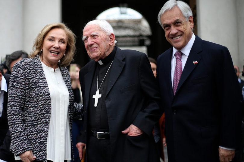 """""""Me cuesta creer"""": Piñera responde a denuncia contra su tío Bernardino"""