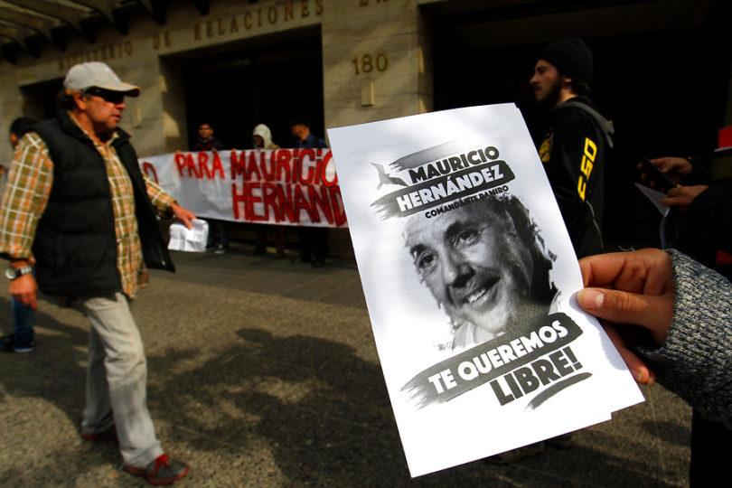 Gobierno rebaja condena a Hernández Norambuena para ser extraditado desde Brasil
