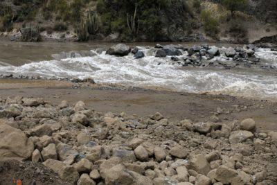 Alerta en la Región de Valparaíso por deshielos en cordillera y posibles aluviones