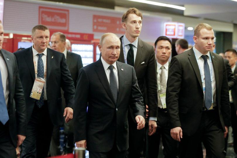 Putin vuelve a Chile: confirma presencia en la APEC
