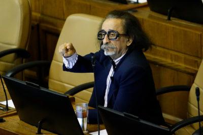 VIDEO | La canción del diputado Florcita Alarcón en debate por reforma tributaria