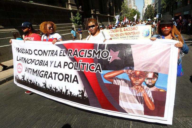 Comisión de DD.HH. de la Cámara rechaza marcha contra migrantes