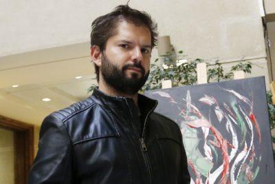Gabriel Boric entrega detalles del libro que está escribiendo
