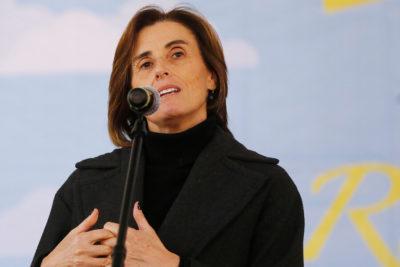 """Ministra Marcela Cubillos: """"Me quieren acusar por hacer mi trabajo"""""""