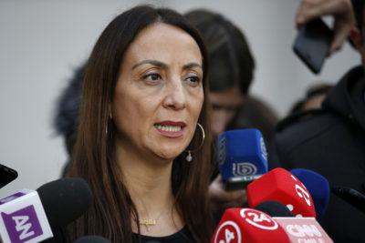 """Vocera y polémica con el Poder Judicial: """"No hay ningún enfrentamiento"""""""