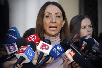 Vocera condena violencia en Instituto Nacional por control de identidad a estudiantes