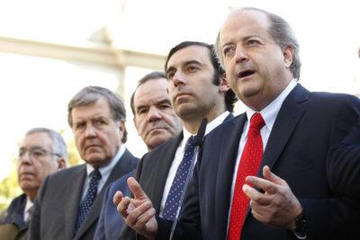 Jornada laboral: ministro Monckeberg y parlamentarios de Chile Vamos logran acuerdo de unidad