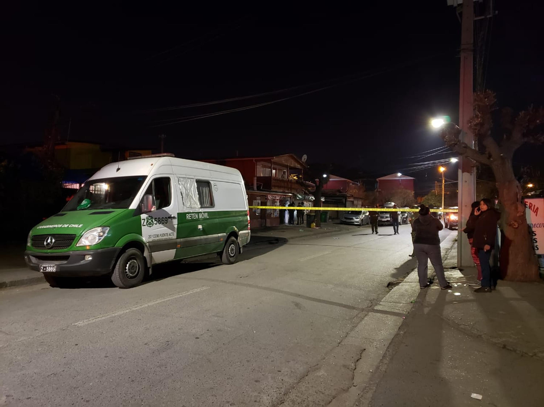 """""""Al menos 70 veces disparó el homicida de cinco personas en Puente Alto"""""""