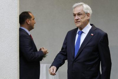 Piñera encabezaría reunión en La Moneda por crisis del Instituto Nacional