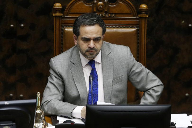 Jaime Quintana confirma que Senado cerrará cuenta paralela no informada a la Dipres