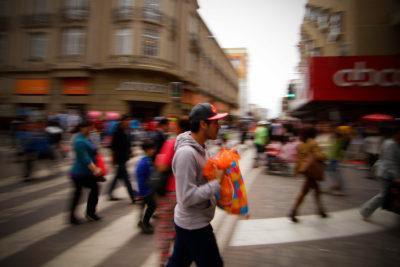 Comercio en Santiago cierra el peor primer semestre en 10 años