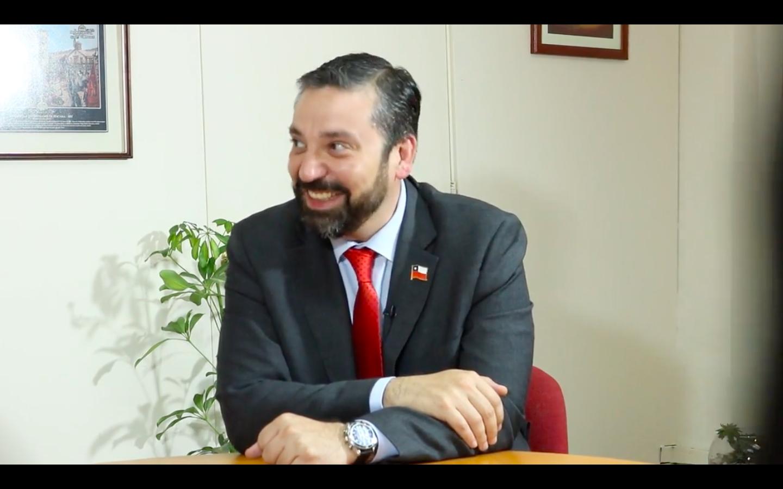 VIDEO | Filtran nuevo y polémico registro del gobernador de Copiapó