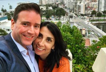 Karla Rubilar usa Instagram para hacer pública su relación con periodista