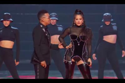 Cómo los latinos se tomaron los VMA