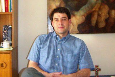 Jesuitas nombran a Gabriel Roblero como nuevo provincial