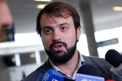 """Alcalde Jorge Sharp tras derrumbe en Valparaíso: """"Los instrumentos del Estado no calzan"""""""