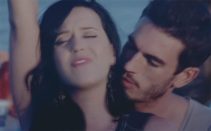 Katy Perry fue acusada de acoso sexual por modelo que protagonizó uno de sus videos