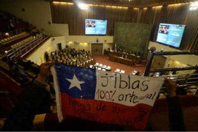 No hay prórroga: Cámara de Diputados confirmó entrada en vigencia de Ley de Jibia