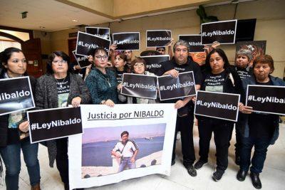"""Ley Nibaldo"" pasa a sala de la Cámara tras ser aprobada por la Comisión de Constitución"
