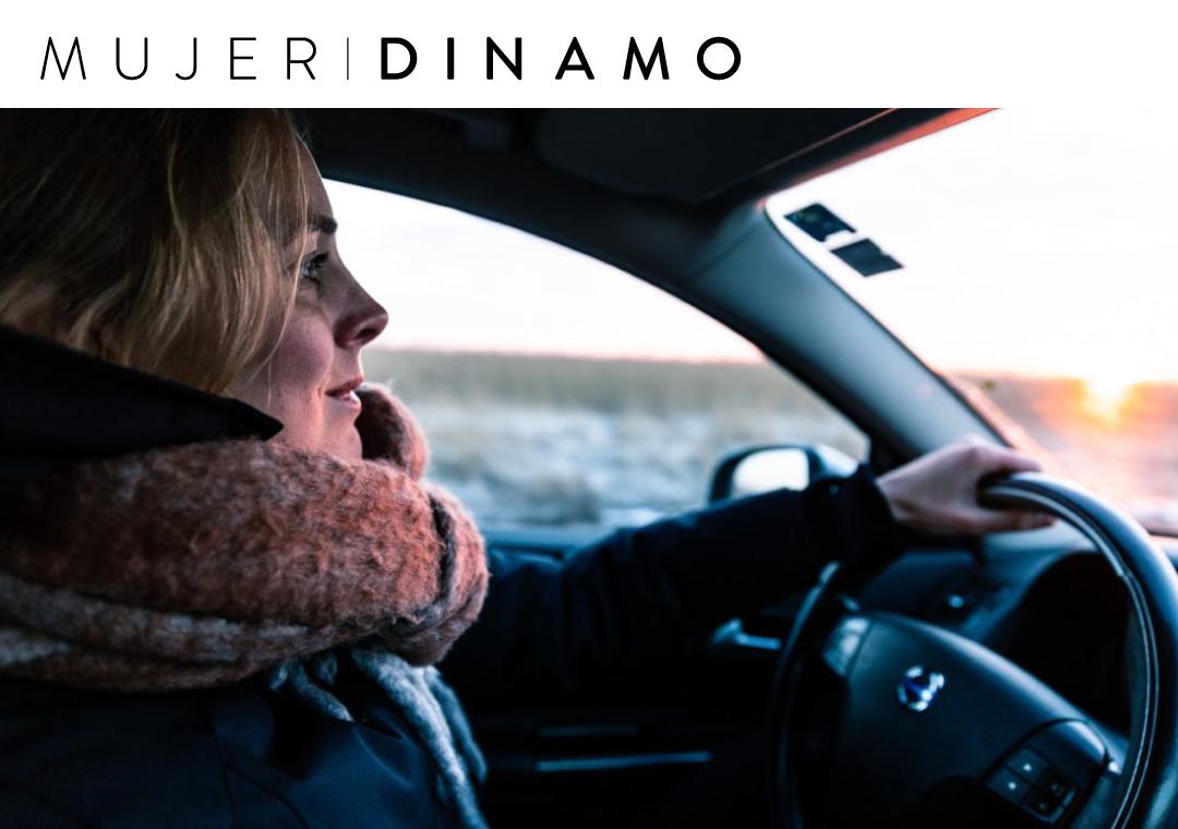 ¡Chao mito! La mujer es la mejor al volante