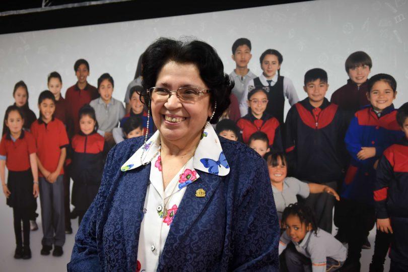 Premio Nacional de Educación 2019 recae en María Victoria Peralta