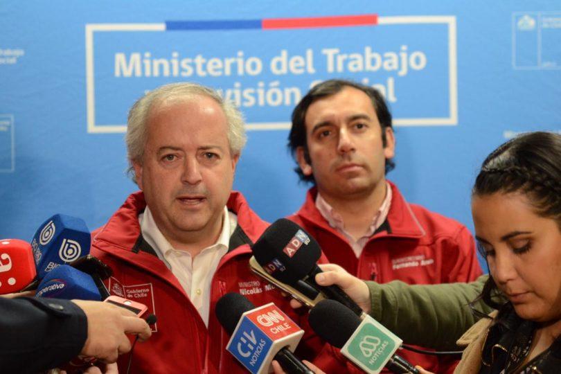 """Efecto """"Piccola Italia"""": Monckeberg instruye a la Dirección del Trabajo a crear nuevo instructivo para agilizar denuncias de maltrato laboral"""