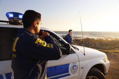 Arica: investigan hallazgo de cuerpo flotando en playa Chinchorro