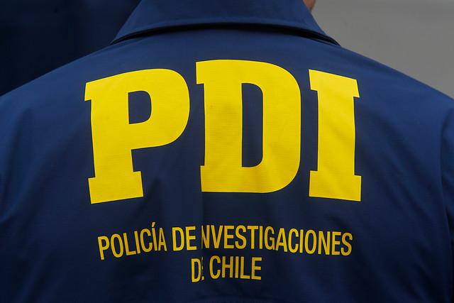 PDI: Detienen a sujetos que incendiaron banco en Villa Alemana